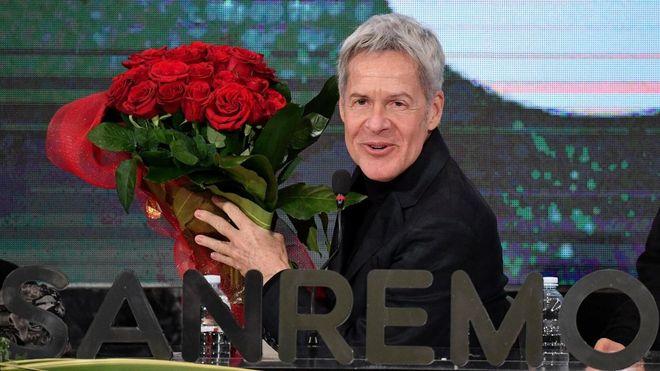 Claudio Bisio e Virginia Raffaele commentano le loro gaffe fatte a Sanremo