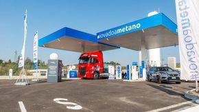 Una nuova stazione di rifornimento self-service di gas naturale e biometano ad Arquata Scrivia