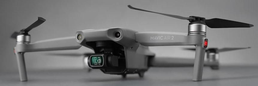 DJI presents Mavic Air 2: a professional drone that can be used by (almost) everyone