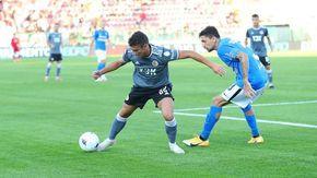Alessandria – Ascoli 1-3. Errori clamorosi in difesa puniscono i Grigi