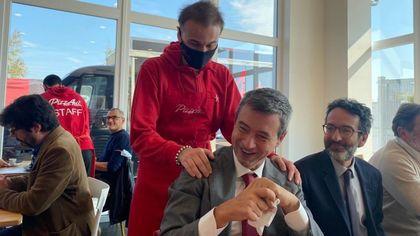 Milano, il ministro del Lavoro Orlando ospite a PizzAut per parlare di autismo e inclusione