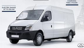 The future of vans is electric: the Chinese of the SAIC are beating everyone on time