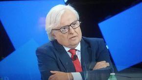 """Claudio Lauretta quarto giudice """"Tale e Quale"""" nel programma di Carlo Conti"""