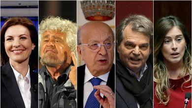 Regionali, la raccolta del meglio del peggio<br /> Dal golden goal della Moretti ai motori di Silvio