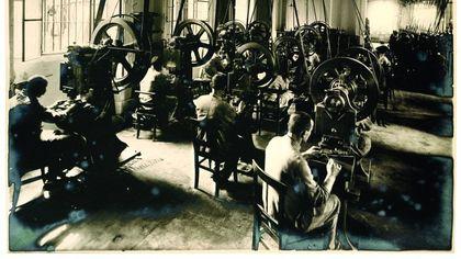 Olivetti, i suoi primi 110 anni in mostra a Roma