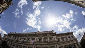 Bankitalia: crescita oltre le attese, Pil 2021 intorno 6%