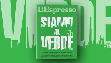 Siamo al verde: L'Espresso in edicola e online da domenica 19 settembre