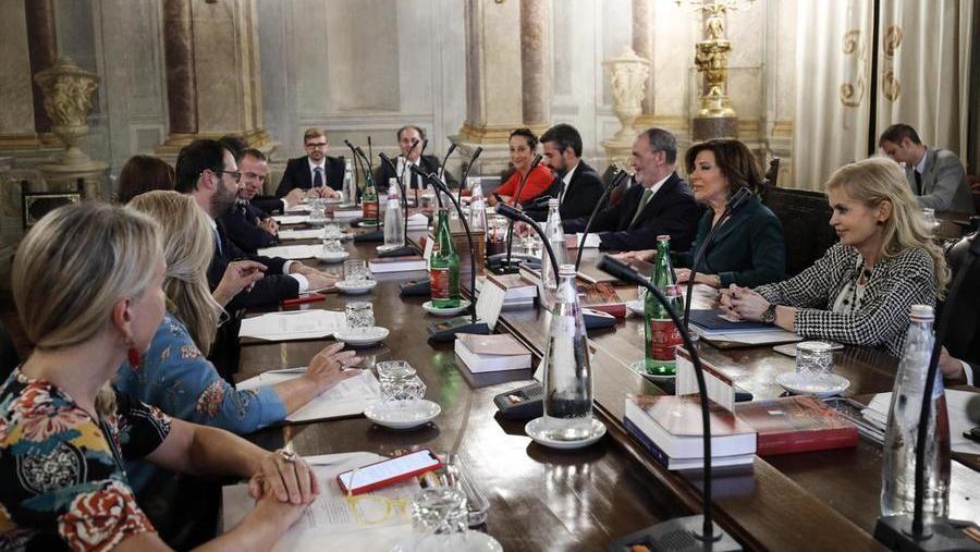 Senato Calendario.In Senato Passa L Intesa Pd M5s Oggi Primo Test Si Vota Il