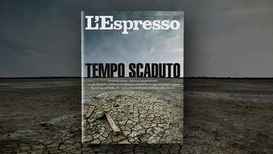 Tempo scaduto: L'Espresso in edicola e online da domenica 24 ottobre