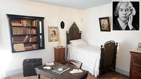 A Nuoro a casa di Grazia Deledda a 150 anni della nascita
