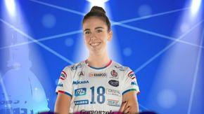 Volley, la Igor promuove in prima squadra la giovane Veronica Costantini