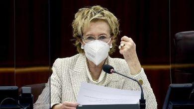 Letizia Moratti inaugura l'ospedale San Manager