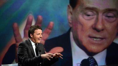 Con il 'Salva Silvio' Renzi si tiene stretto Berlusconi