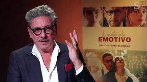 """""""Il materiale emotivo"""", tra teatro e letteratura ecco la commedia umana di Sergio Castellitto."""
