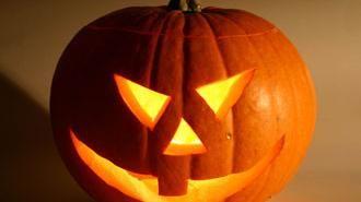 Immagine Zucca Di Halloween 94.Halloween Fa Paura Anche Alle Zucche Ma Non Perdono Le Loro