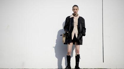 Dieci giacche di pelle da indossare da mattina a sera