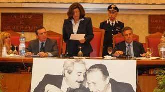 Mario Falcone incontri