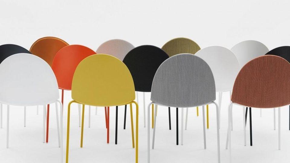 Produzione Sedie Di Design.Sedie Di Design Per Il Living La Stampa