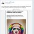 La faccia di Putin sul bersaglio,<br />Cassero bloccato da Facebook