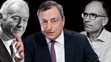 Un Draghi tra due Letta: il futuro di governo e Quirinale passa da Enrico e Gianni