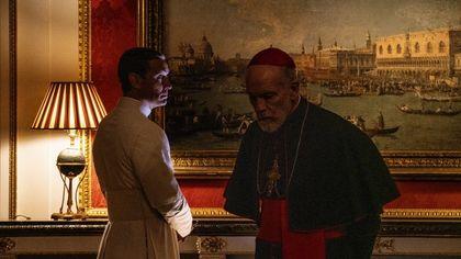 'The New Pope', sul set con Paolo Sorrentino, Jude Law e John Malkovich