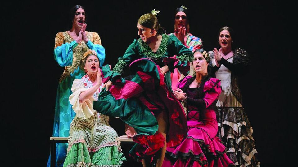 Incontri di flamenco