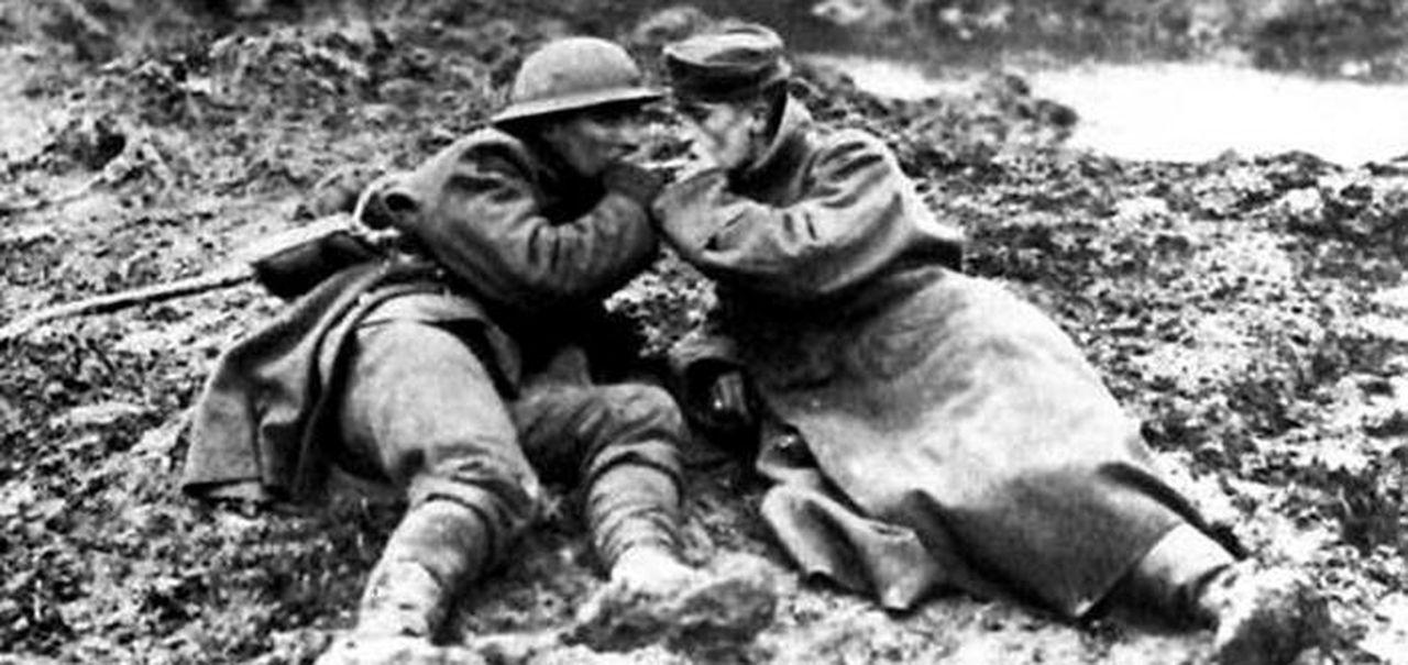 Cartina Storica Prima Guerra Mondiale.La Prima Guerra Mondiale E Le Lezioni Della Storia La Stampa
