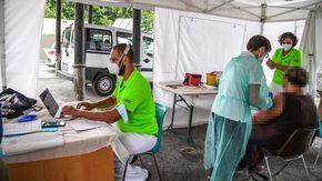 Lotta al Covid, vaccinati anche trenta senzatetto di Cuneo
