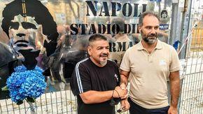"""Maradona, il fratello scende in campo: """"Macché politica, mi occupo di calcio"""""""