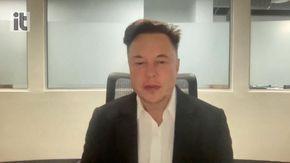 La frase di Elon Musk sull'ottimismo che ha conquistato gli imprenditori italiani