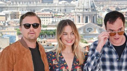 """Quentin Tarantino: """"Il cinema forse non cambia la storia, ma di certo la influenza"""""""