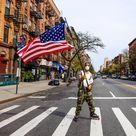 New York responds, le immagini ai tempi del coronavirus