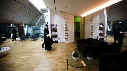 Design e confort per i passeggeri business a Capodichino