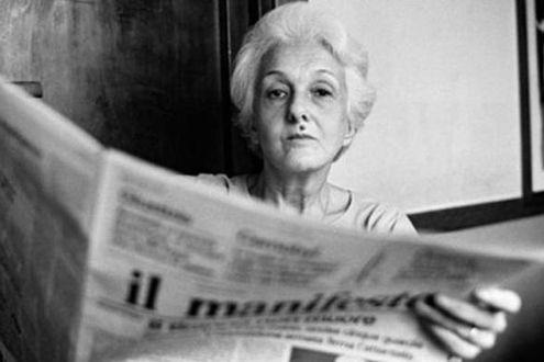 """Rossana Rossanda e il '68: """"Il Pci non capì gli studenti e scelse l'ordine""""  - La Stampa - Ultime notizie di cronaca e news dall'Italia e dal mondo"""