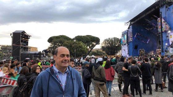 Governo: Zingaretti, Lega cattura voti solo su odio e rabbia