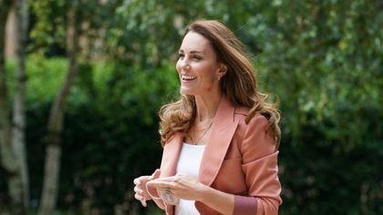 Kate Middleton, le sneakers ecologiche che la accomunano a Meghan Markle
