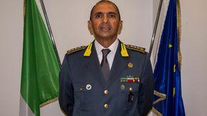 Nuovo comandante alla Guardia di Finanza di Asti
