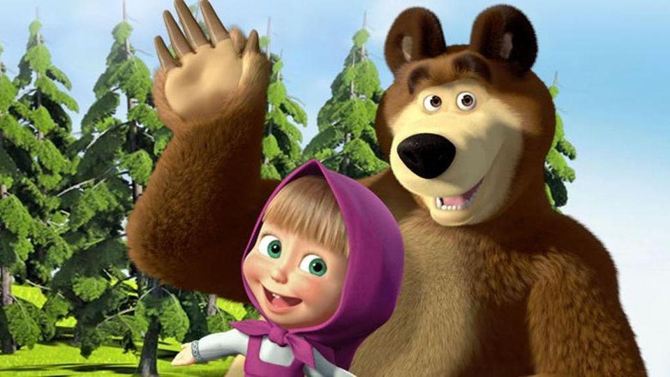 Fenomenologia di masha e orso il cartone russo che ha conquistato