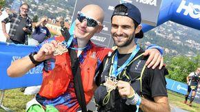 Ultra trail Lago Maggiore: Breda e Macellaro primi insieme dopo 81 chilometri