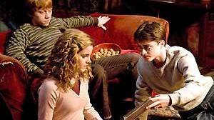 che era Ginny risalente nel mezzo sangue Principe