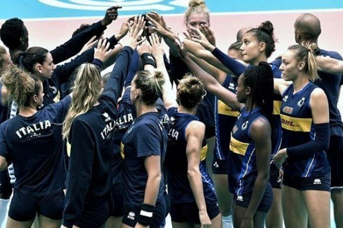 Calendario Italia Mondiali 2020.Volley Tokyo 2020 Le Azzurre Superano Il Belgio Contro L