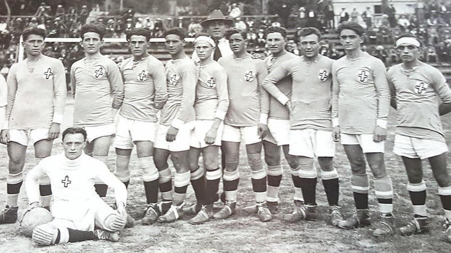 La Novese come la Juventus, ma un secolo fa: uno Stadium costruito in meno di sei mesi - La Stampa