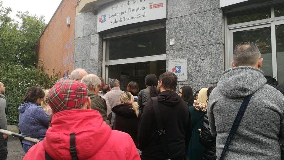 Viaggio Al Centro Per L Impiego Di Torino Sud La Stampa
