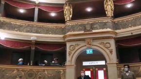 Il Teatro Marenco di Novi Ligure torna a vivere e a riproporre spettacoli dopo oltre 70 anni