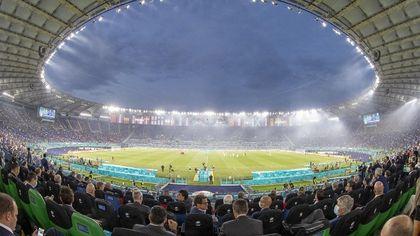 Italia-Svizzera si gioca all'Olimpico di Roma: da lunedì la vendita dei biglietti per la sfida decisiva per Qatar 2022