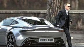 Da Casino Royale a No Time to Die: tutte le auto del James Bond di Daniel Craig