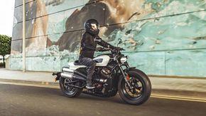 Harley-Davidson Sportster S, a Milwaukee è scoppiata la rivoluzione