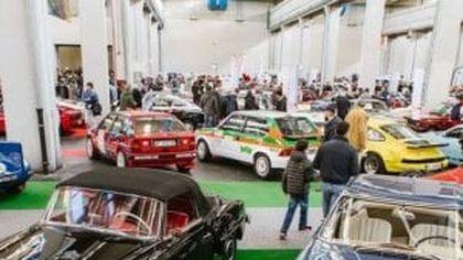 Torino, al Lingotto tra berline d'epoca e bolidi da rally: ecco Automotoretrò