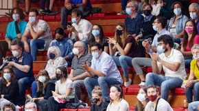 Volley, il ritorno del pubblico sugli spalti per tifare Igor