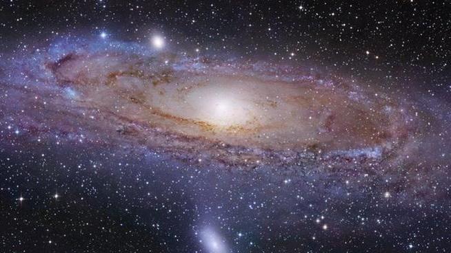 Che panorama tra la Via Lattea e la galassia di Andromeda - La Stampa
